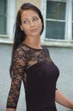 Young Polish girl Stock Images
