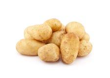 Young potatoes Stock Photos