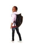 Black young girl. Stock Photos
