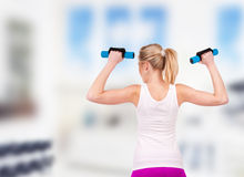Body training Stock Photos