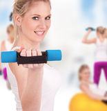 Body training Royalty Free Stock Photo