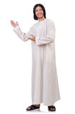 Young priest with bible Royalty Free Stock Photo