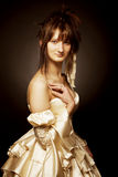 Young princess Royalty Free Stock Image