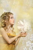 Young princess Stock Images