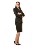 Young professional woman Stock Photos