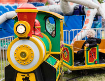 Young Rail Riders Royalty Free Stock Image