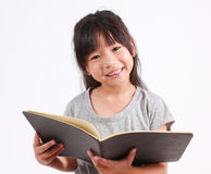 Young reader Stock Image