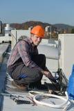 Air Conditioning Repair Royalty Free Stock Image