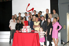 Young and the Restless Cast Stock Photo