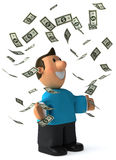 Young rich man Royalty Free Stock Images
