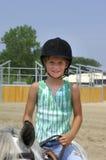 Young Rider Royalty Free Stock Photos