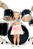 Young rock-n-roll Royalty Free Stock Photo