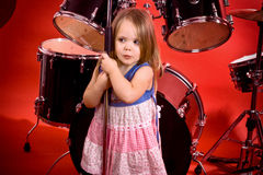 Young rock-n-roll Royalty Free Stock Photography