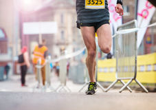 Young runner Royalty Free Stock Photography