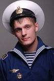 Young sailor Royalty Free Stock Images