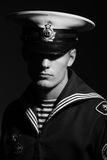 Young sailor Royalty Free Stock Photography