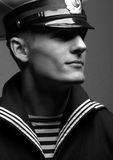 Young sailor Royalty Free Stock Photo