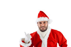 Young Santa Claus Stock Photos