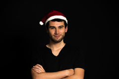 Young Santa Stock Photos