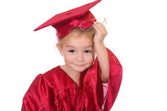 Young scholar Royalty Free Stock Photo