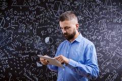 Young school teacher Stock Image