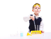 Young scientist Stock Photos