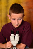 Young Scientist Royalty Free Stock Photos
