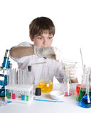 The young scientist Stock Images