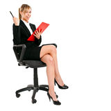 Young secretary Stock Photography