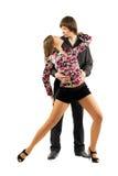 Young sensual couple Stock Image