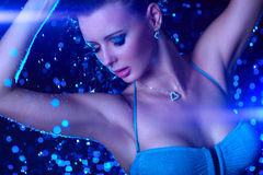 Young sexy woman Royalty Free Stock Images