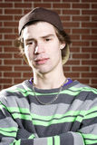 Young skateboarder portrait Stock Photo
