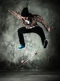 Young Skater Royalty Free Stock Images