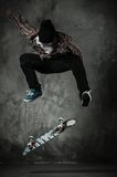 Young skater Stock Images