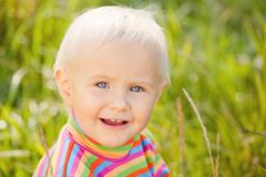 Young small child Stock Photos