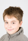 Young smiling boy Royalty Free Stock Images