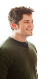 Young smiling man Stock Photography
