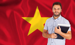 Vietnamese language Royalty Free Stock Image