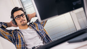 Young software engineer Stock Image