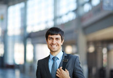Young specialist Royalty Free Stock Photo