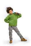 Young sportsman. Royalty Free Stock Photography