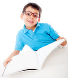 Young student Stock Images