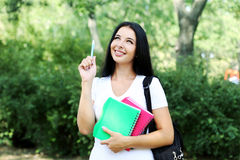 Young student Royalty Free Stock Images