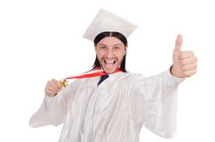 Young student Stock Photography