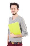 Young student Royalty Free Stock Photos