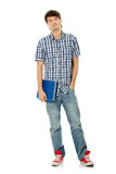 Young student man Stock Photo