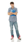 Young student man Royalty Free Stock Image