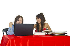Young students Royalty Free Stock Photo
