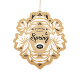 Young style Spring collection tag stock image