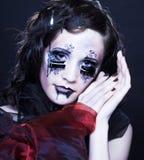 Young stylish lady Royalty Free Stock Photography